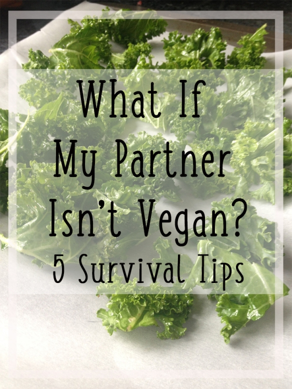 Partner Isn't Vegan Pin
